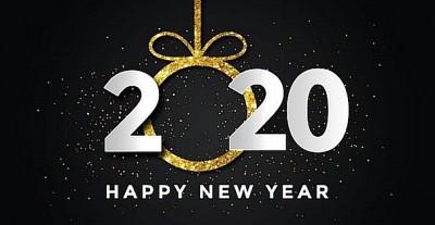 Srečno v letu 2020