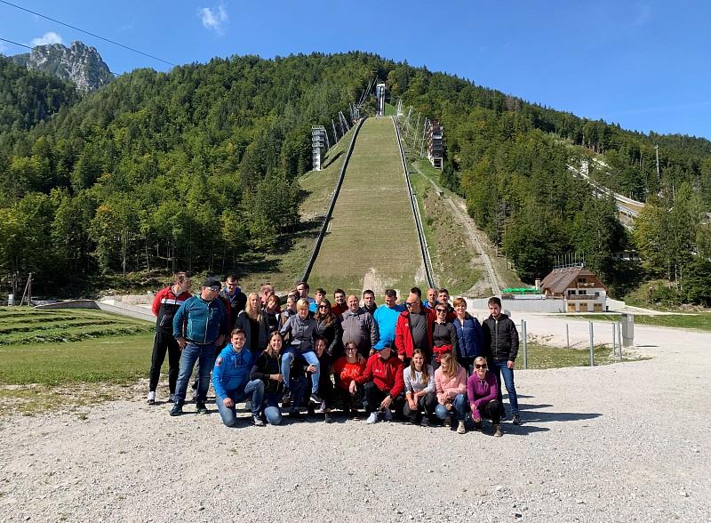 Team building 2019 / Planica / Kranjska Gora